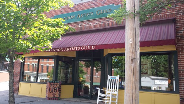 Western Vermont in the Community - Brandon Art Guild