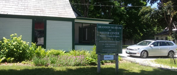 Western Vermont in the Community - Brandon Museum