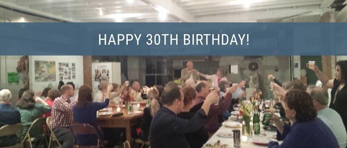 Happy 30th Birthday NeighborWorks of Western Vermont!