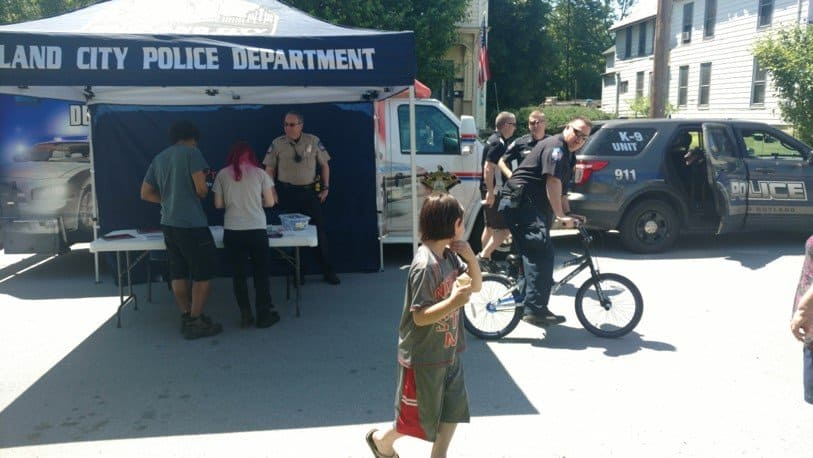 Rutland's 15th Annual National Night Out!
