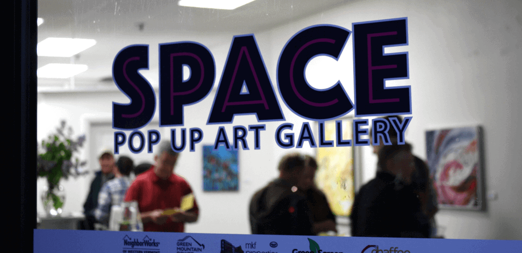 Pop Up and Fly-By Galleries reignites a Rutland Art Walk