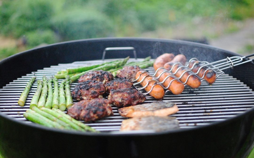 July Is National Grilling Month – Keep The Heat Outside!
