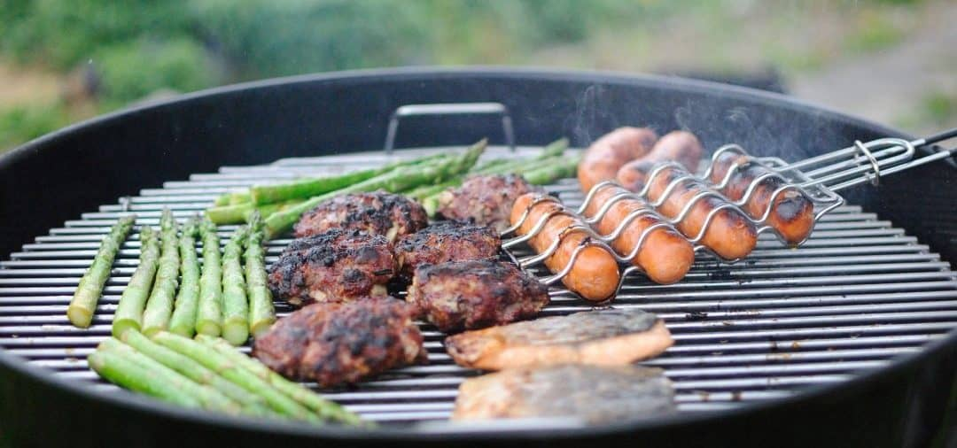 July Is National Grilling Month - Keep The Heat Outside!