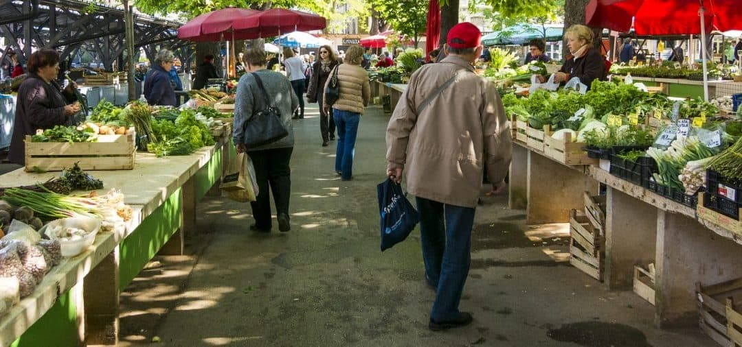 Shop At Your Farmers Market