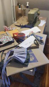 packing masks
