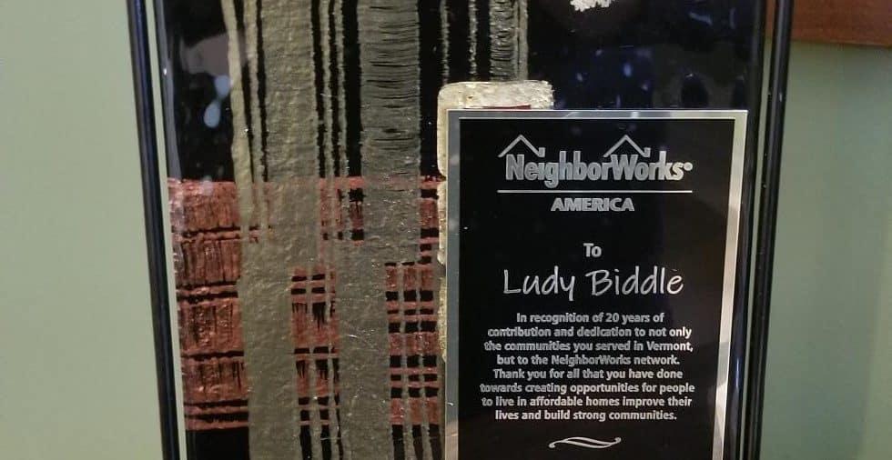 Ludy award